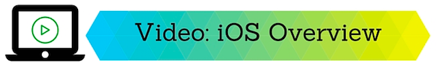 iOS Overview Video Xojo