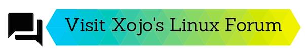 Xojo Linux Forum