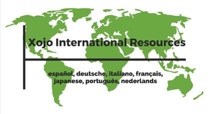 International Resources Xojo