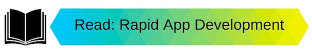 Rapid App Development