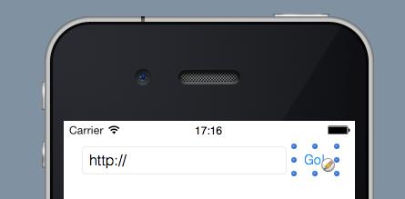 Adding Button UI widget to iOS app in Xojo