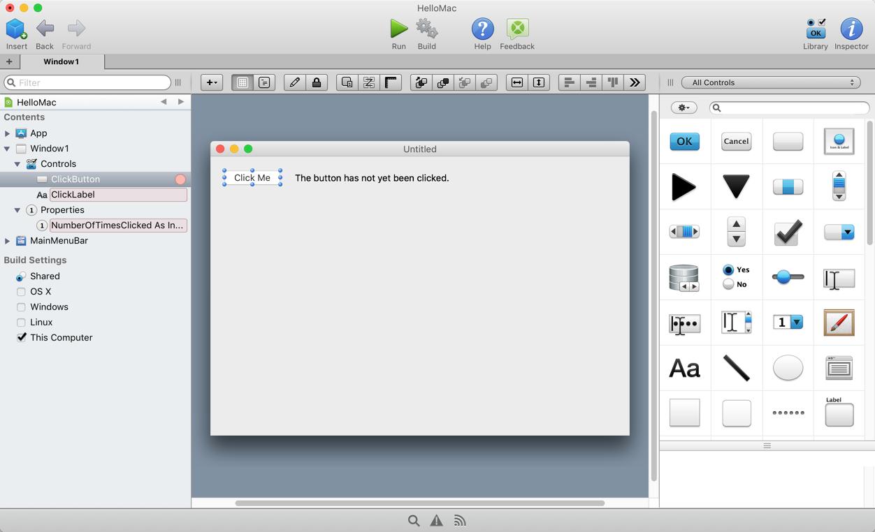 Making a Cross-Platform Desktop App: Comparing Xojo and