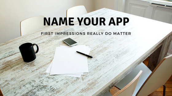 Name Your App